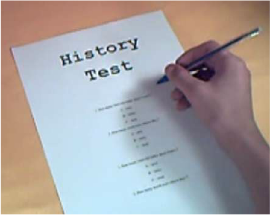 Nightly Homework Assignments - Ancient History does not have